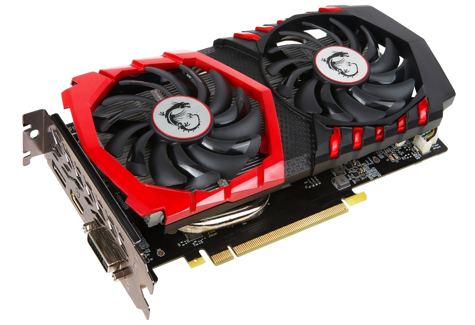 MSI GeForce 1050 Ti