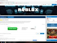 Ошибка: Roblox won't work on Google Chrome