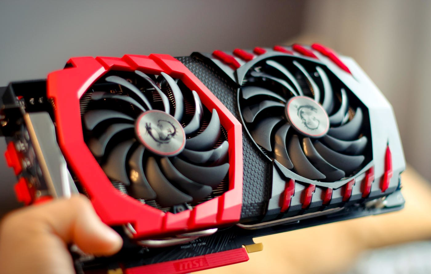 MSI GeForce 1080 GAMING X
